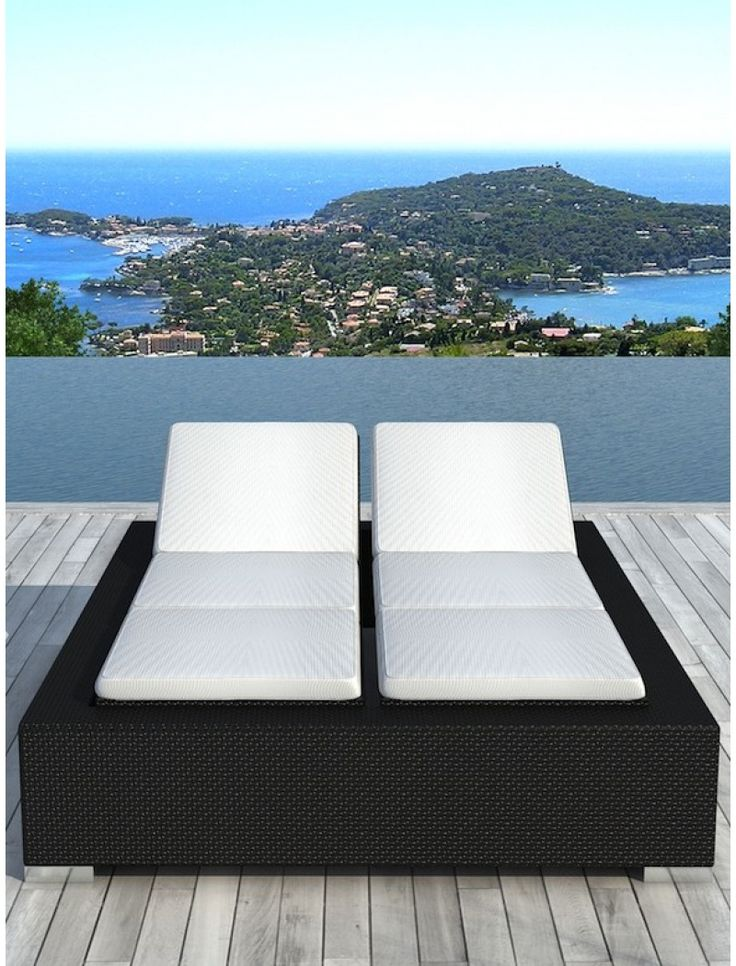 les 25 meilleures id es de la cat gorie bain de soleil double sur pinterest bain de soleil. Black Bedroom Furniture Sets. Home Design Ideas