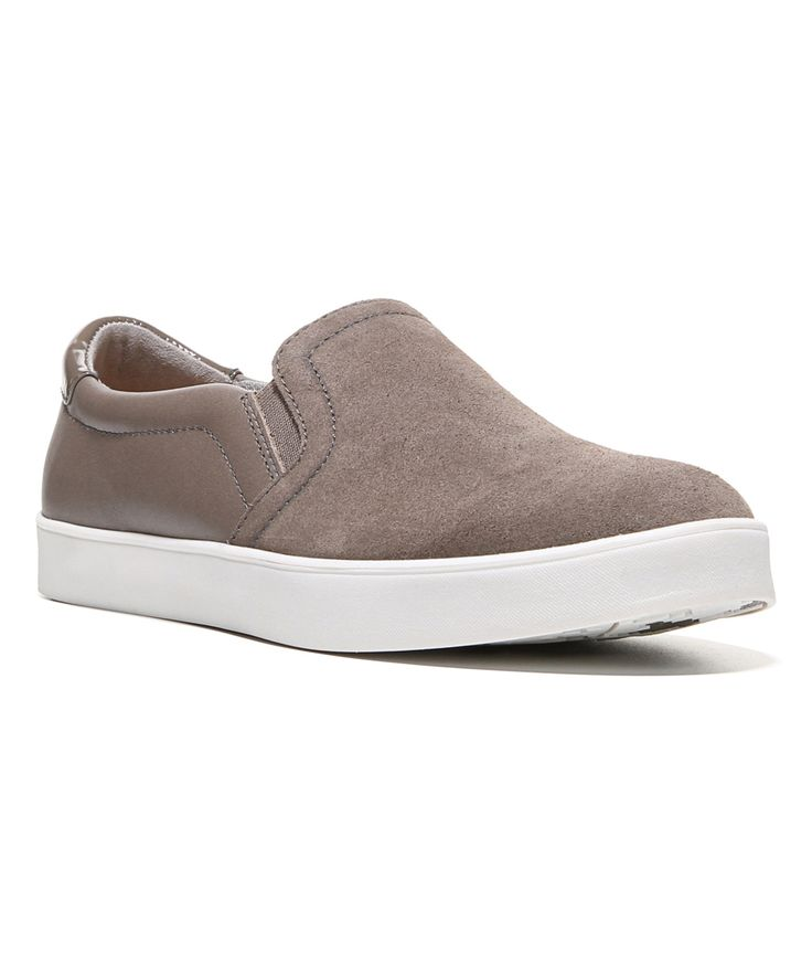 This lightweight sneaker boasts a so-comfy, cushioned footbed enhanced with a flexible, durable design.Part of the Original Collection1'' platformSlip-onSuede upperMemory fit® foam cushioned footbedFlexible and durable man-made soleImported