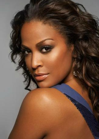 Laila Ali....retired professional boxer..daughter of Mohamad Ali