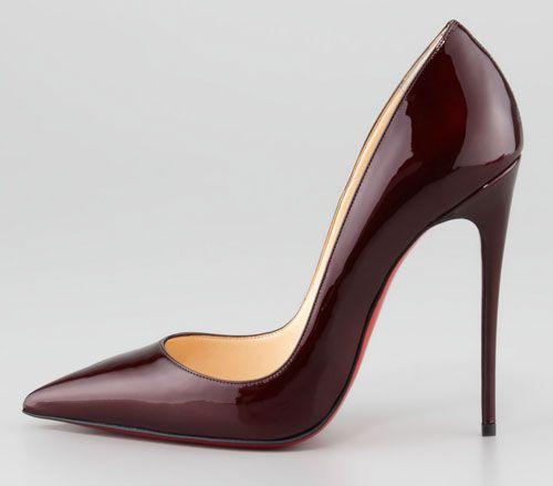 Stunning! Christian Louboutin So Kate pumps $625