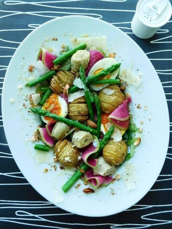 今日から作れるおしゃれなサラダ。コツを知れば誰でも簡単に♩ - macaroni