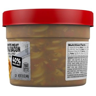 Campbell's Chunky Soup Maxx Grilled Chicken - 15.5oz