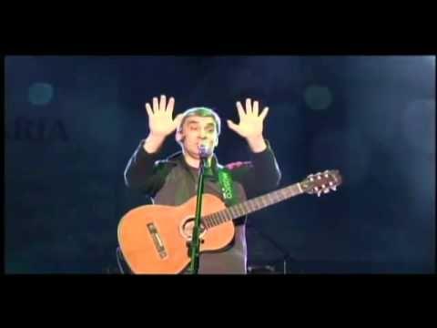 Carlos Seoane:Que bien se está aquí Señor, Concierto Radio María Ecuador 2010 - YouTube