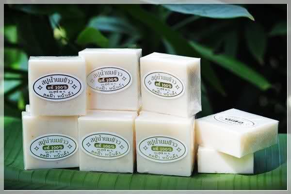 RICE MILK SOAP THAILAND   Iklan234.com - IKLAN GRATIS 1 TAHUN