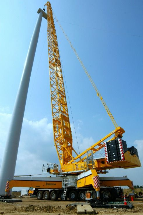 15 best North America's Biggest Mobile Crane images on ...