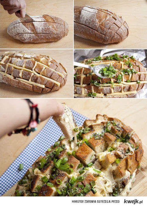 Party idea | Bread snack