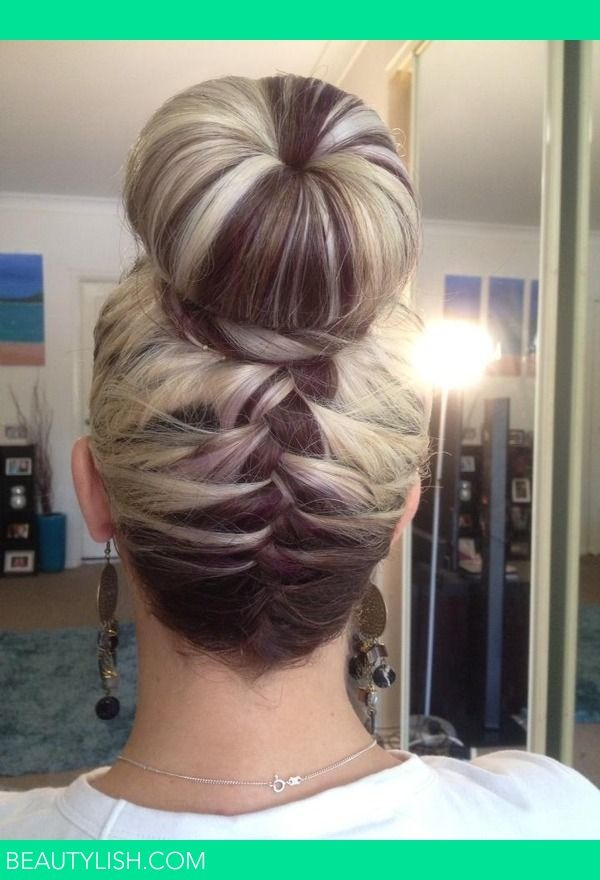 Simple Updo | Glam N.'s Photo | Beautylish