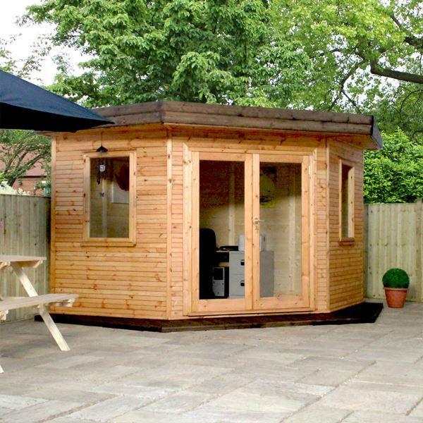 3m X Waltons Insulated Corner Garden Room Free Installation