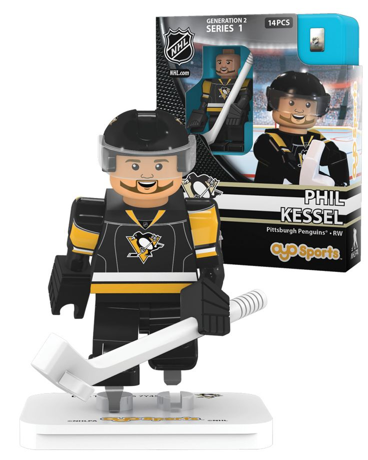 Phil Kessel: Pittsburgh Penguins | OYO Sports | NHL Minifigures ...