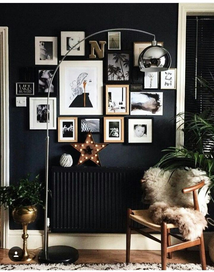 Styling with your memories, art and collectibles