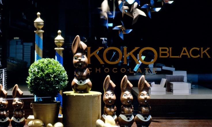 Koko Black, Bourke Road - Mim Design