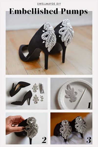 diy-embellished-pumps-heels-how-to