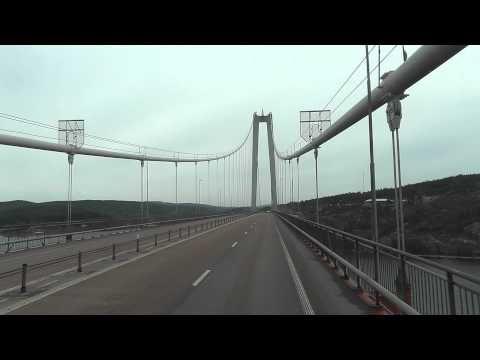 A Quick Look At The High Coast Bridge