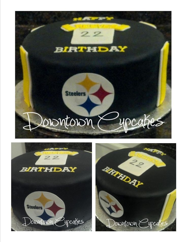 Th Birthday Cakes In Pittsburgh