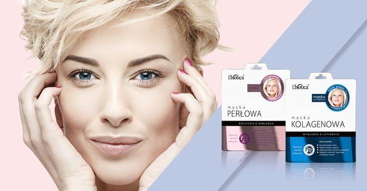 Śledź trendy z L'biotica! #maskinatkaninie #kolagen #perły #sheetmask #pantone2016 #biutiq
