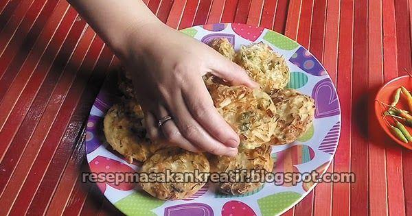 Resep Bakwan Sayur Ote Ote Bala Bala Renyah Mudah Simpel Resep Masakan Indonesia Resep Makanan Resep