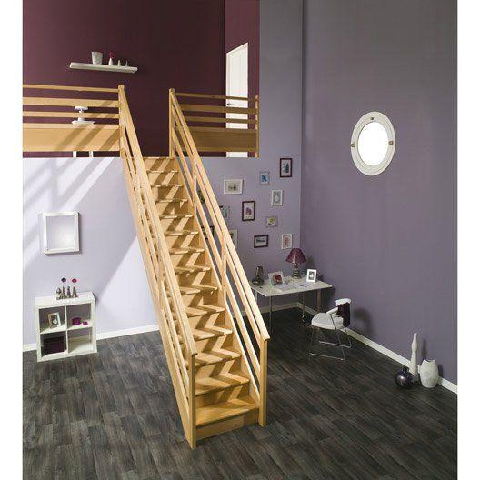 escalier_soft_quart_tournant_gauche_h274_rampe_tubes_structure_marche_bois