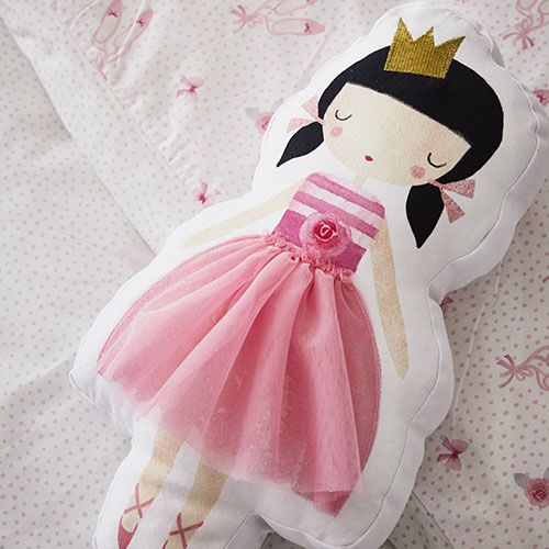 Ballet Girls Quilt Cover Set