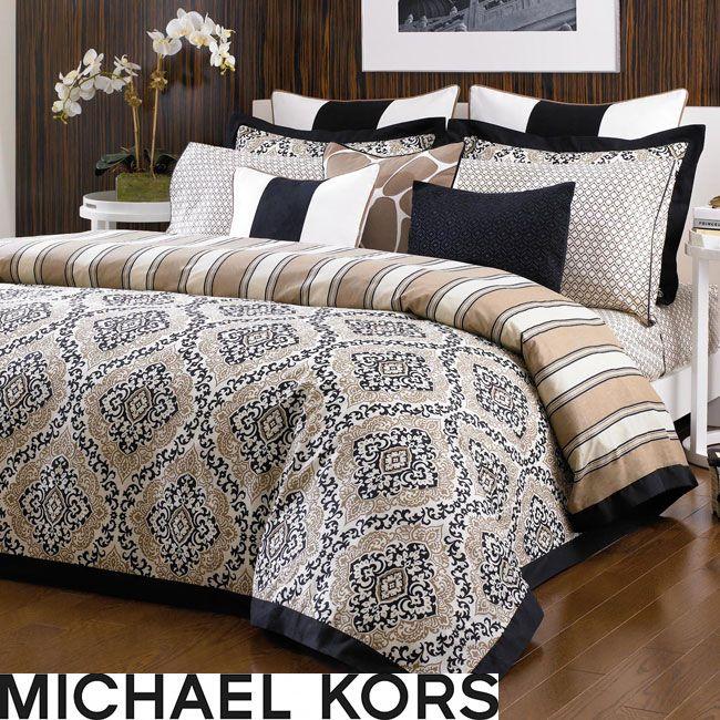 Michael Kors Sumatra 3-piece King-size Comforter Set