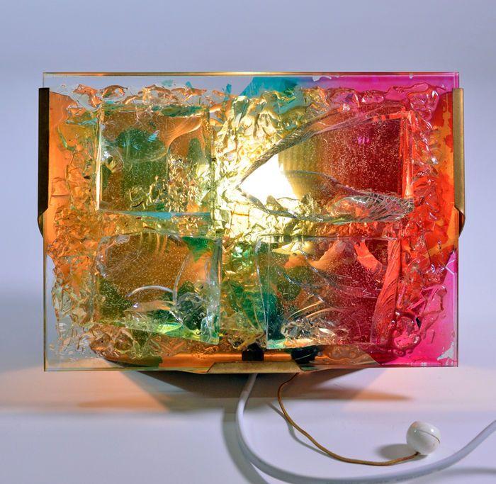 Designer onbekend  - Vintage Wandlamp