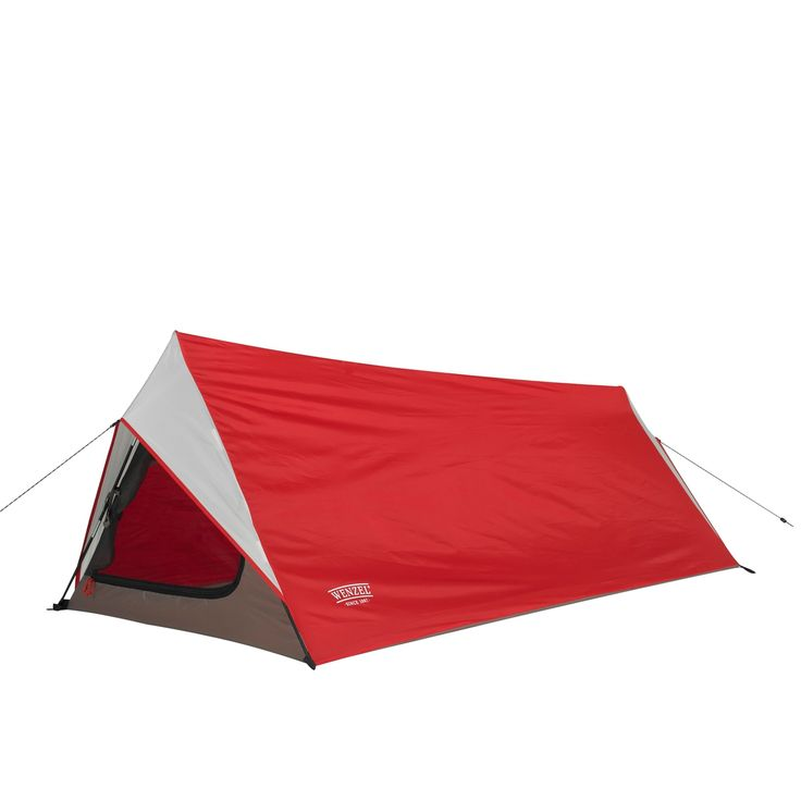 Wenzel 6 x 10 Starlite C&ing Classic Single-Person Basic Tent Red  sc 1 st  Pinterest & 282 best Tents images on Pinterest | Tents Tent and Camper