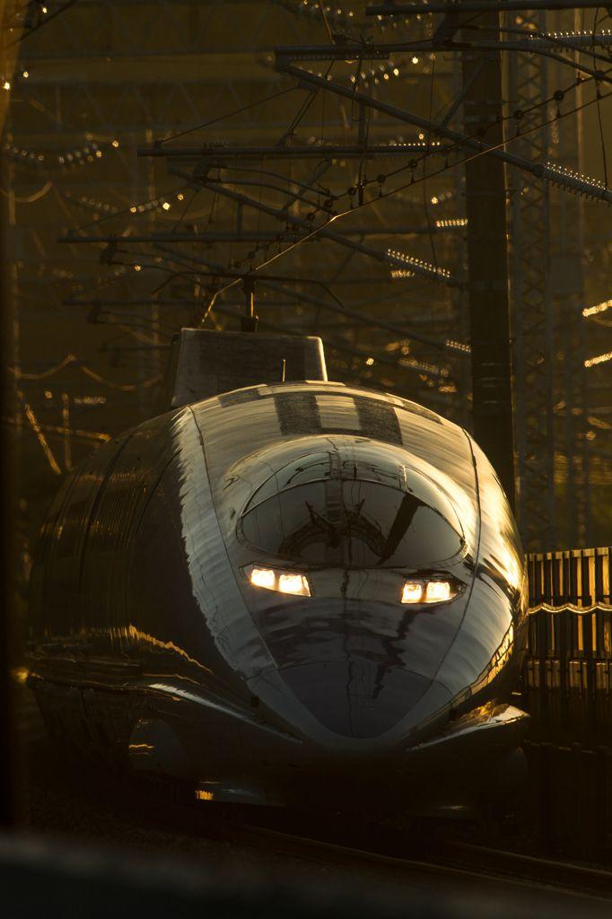 新幹線 Shinkansen, bullet train