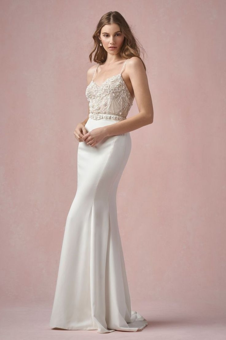103 mejores imágenes de Wedding dresses en Pinterest | Vestidos de ...