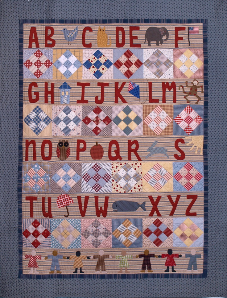 131 best quilt abcs images on pinterest alphabet quilt quilting the reading quilt this is absolutely one of my favorite designs this quilt was spiritdancerdesigns Images