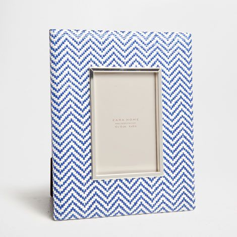 Lijst van Metaal en Stof - Kaders - Decoratie | Zara Home Netherlands