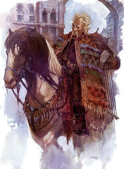 Wheel of Time:Thom Merrilin