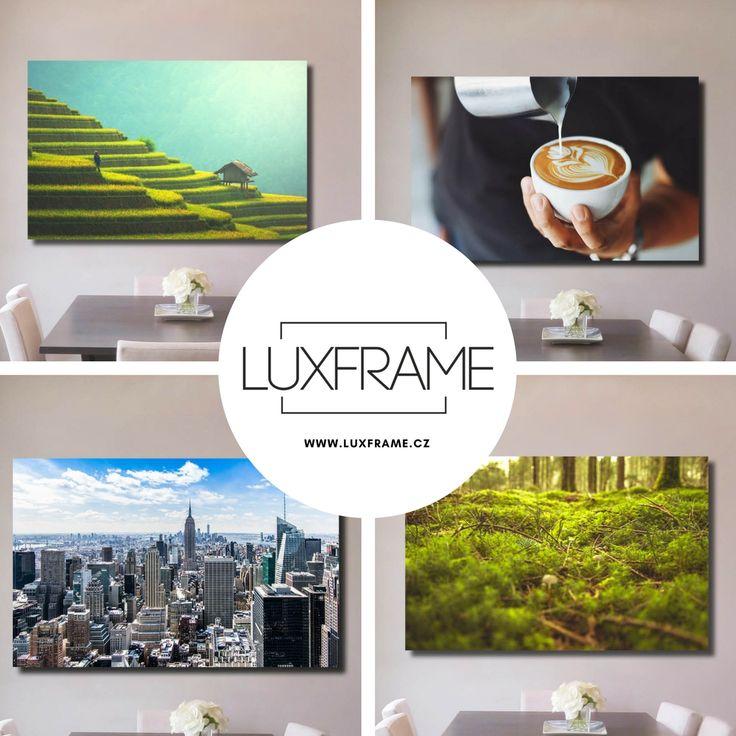 Světelné obrazy! Připravili jsme tematické rozřazení našich motivů a jednodušší vyhledávání v produktech. Prozkoumejte nové možnosti na www.luxframe.cz!