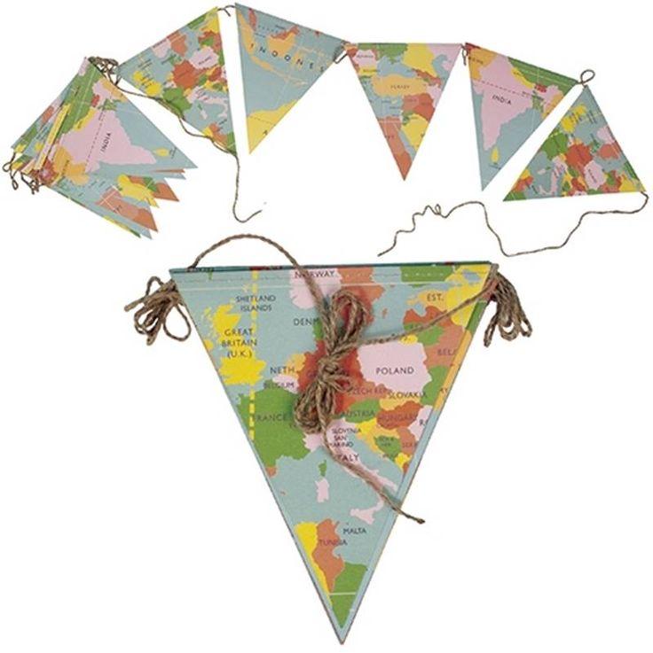 Rexinter slinger World Map 5 meter