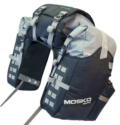 Reckless 80L System | Mosko Moto