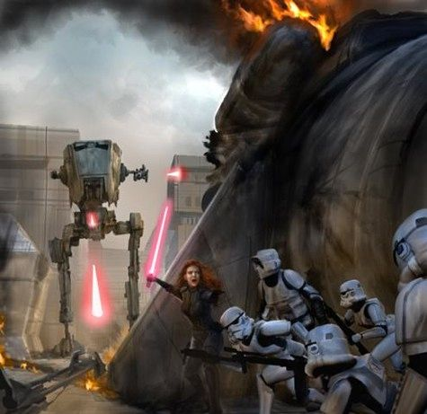 What Star Wars: Episode VII Could Lift From the Expanded Universe