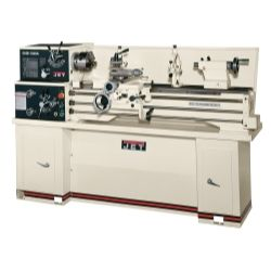 JET GHB1340A Lathe with CBS-1340A Stand