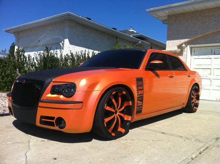 Orange Coast Dodge >> Chrysler 300 all wrapped! #TintFactory #YEG   Fast curves!   Pinterest   Chrysler 300, Chrysler ...