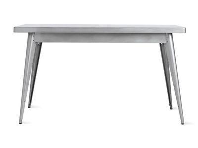 Tolix marais four seater dining table metal table 50 for 10 seater dining table sale
