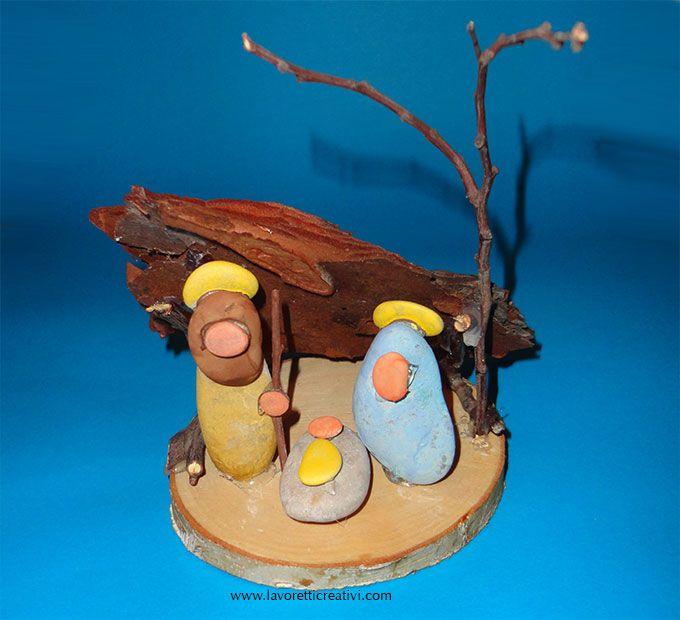 Per Natale è importante preparare il Presepe, simbolo per eccellenza della Natività. Per chiunque ne voglia creare uno, questa idea è molto semplice da realizzare. COME REALIZZARE UN PRESEPE Presep…