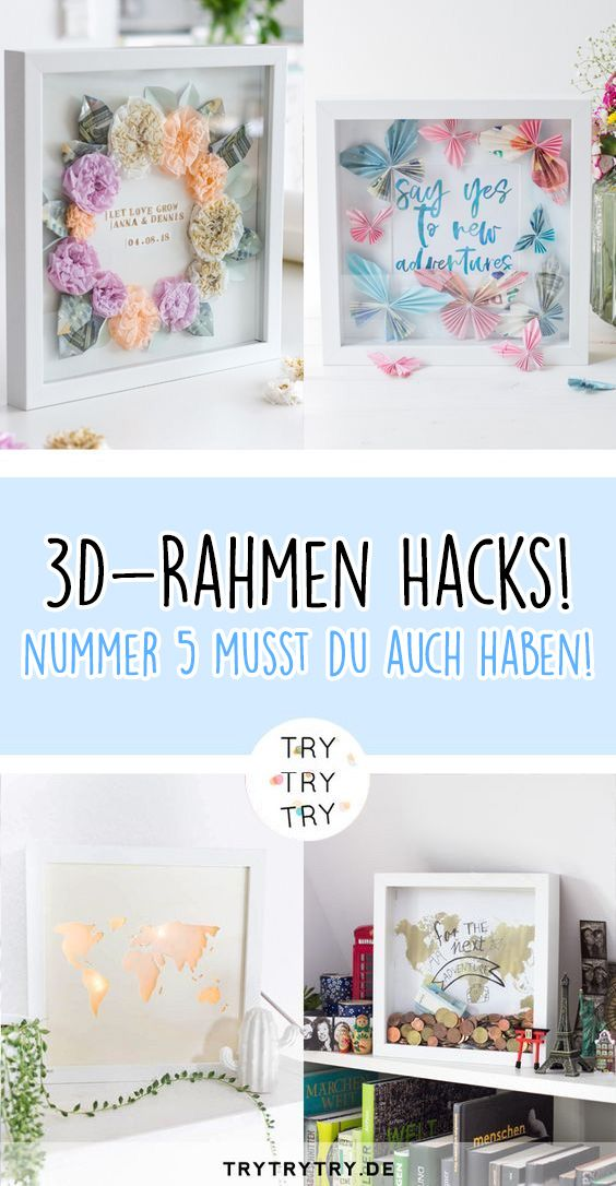 10 hacks and DIY's with a ribba frame!