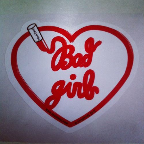 """""""Bad Girls"""" do it better and more often. Biddy Craft"""