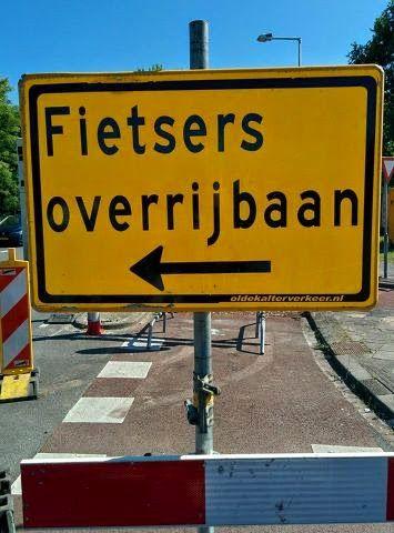 Want botsautootjes zijn zo saai. #taalvout (Met dank aan Henk Zomer!)