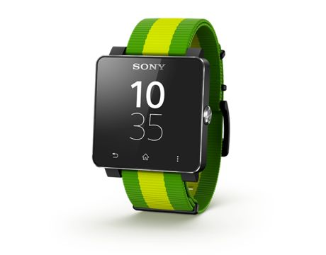 Sony Xperia Store | Buy the SmartWatch 2 SW2 silicon wristband today – Sony Smartphones (GB)