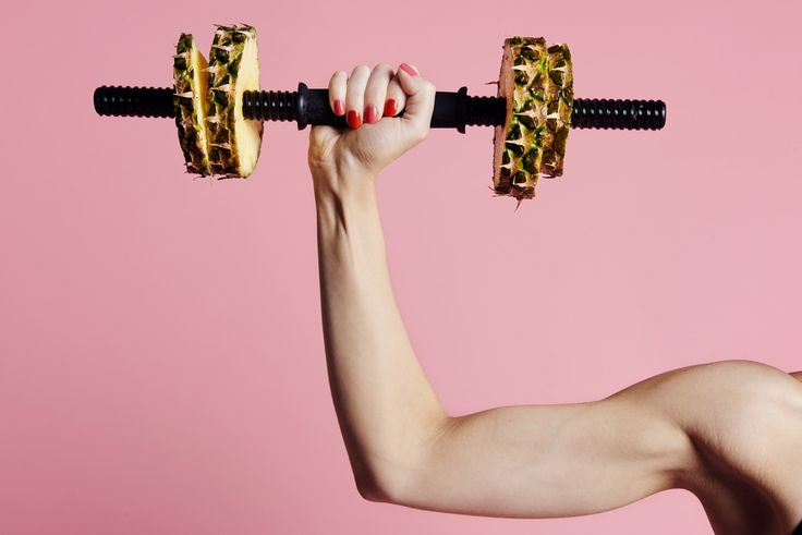 LNDR x The Blonde Ethos: Pumping the Pineapple Barbells!