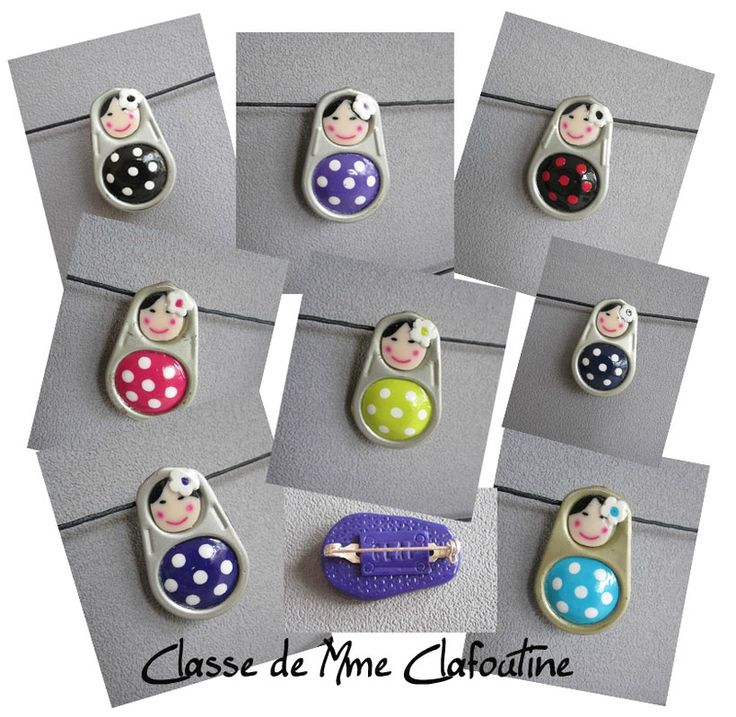 Lots of great jewelry artwork on this site Clafoutine