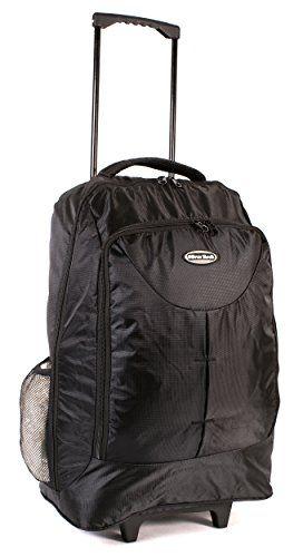 bp-wh-01Homcom Noir à roulettes Sac à dos voyage léger qualité unisexe sac à roulettes: Cet article bp-wh-01Homcom Noir à roulettes Sac à…