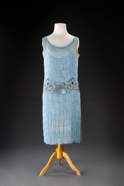 Evening dress ca. 1927 From Czech Design - Fripperies and Fobs