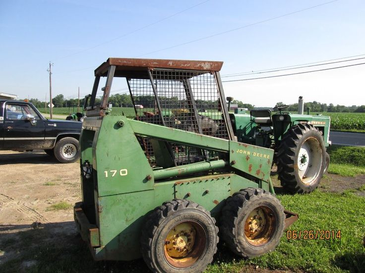 how to drive a mustang skid steer