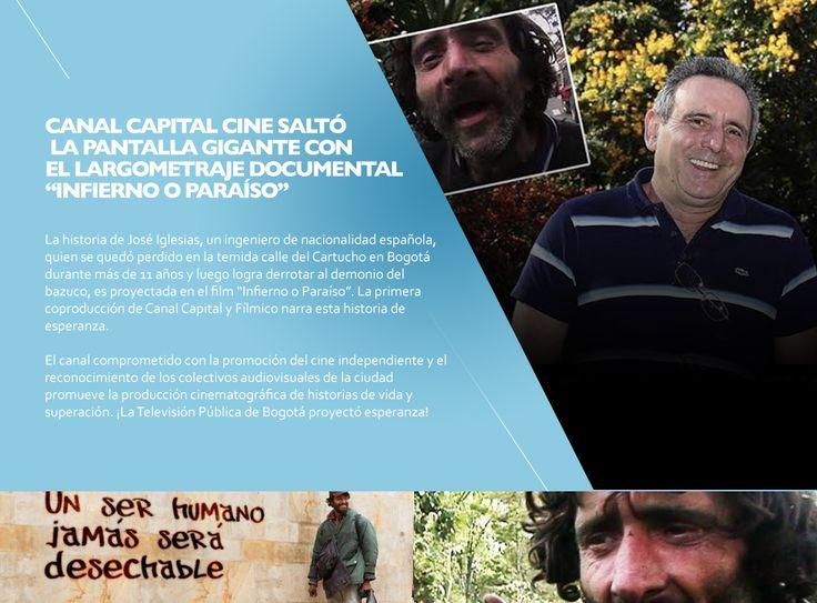 Especial Multimedia - Canal Capital Logros Todos los derechos reservados a Canal Capital Diseño: Alexander Hidrobo