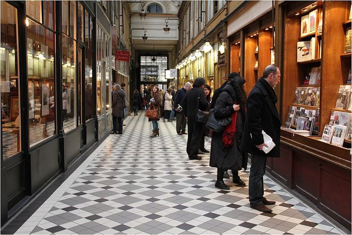 Passage Verdeau, Paris