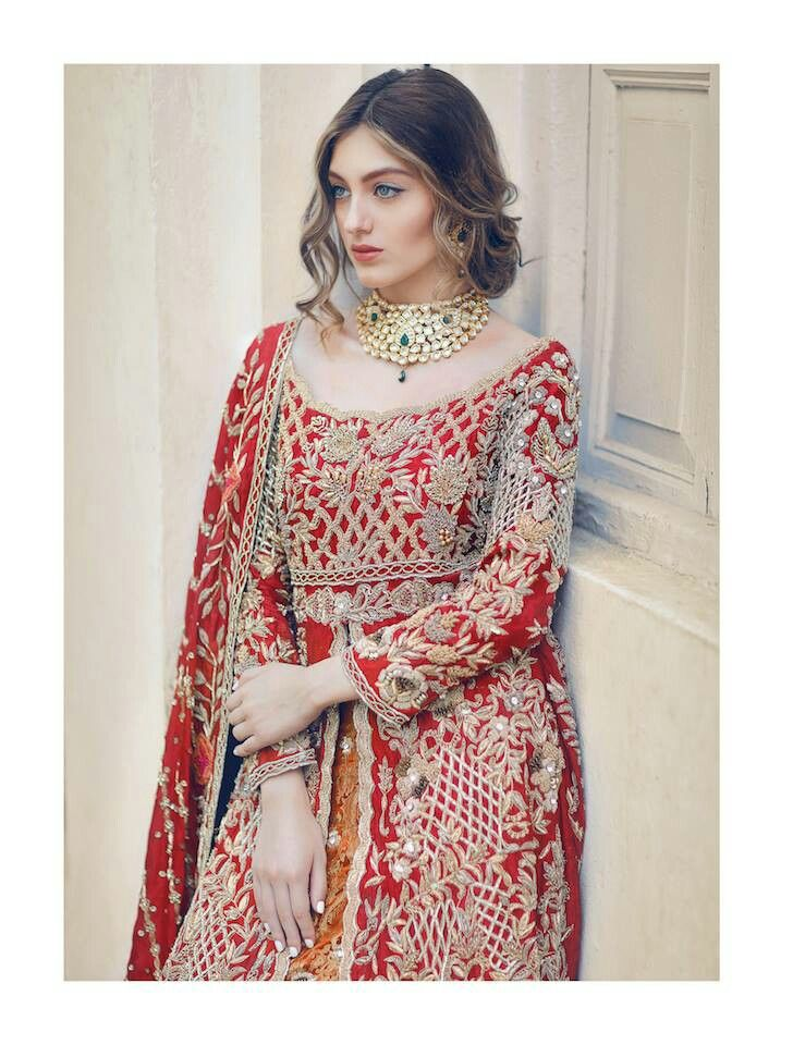 Mejores 84 imágenes de Pakistani bridal fashion en Pinterest ...
